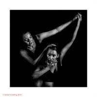Ochre Dance Company #2 - available for purchase on fine art archival photo paper