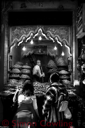 Pastries, Marrakesh
