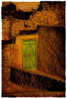 Green Door - available for purchase on fine art archival photo paper